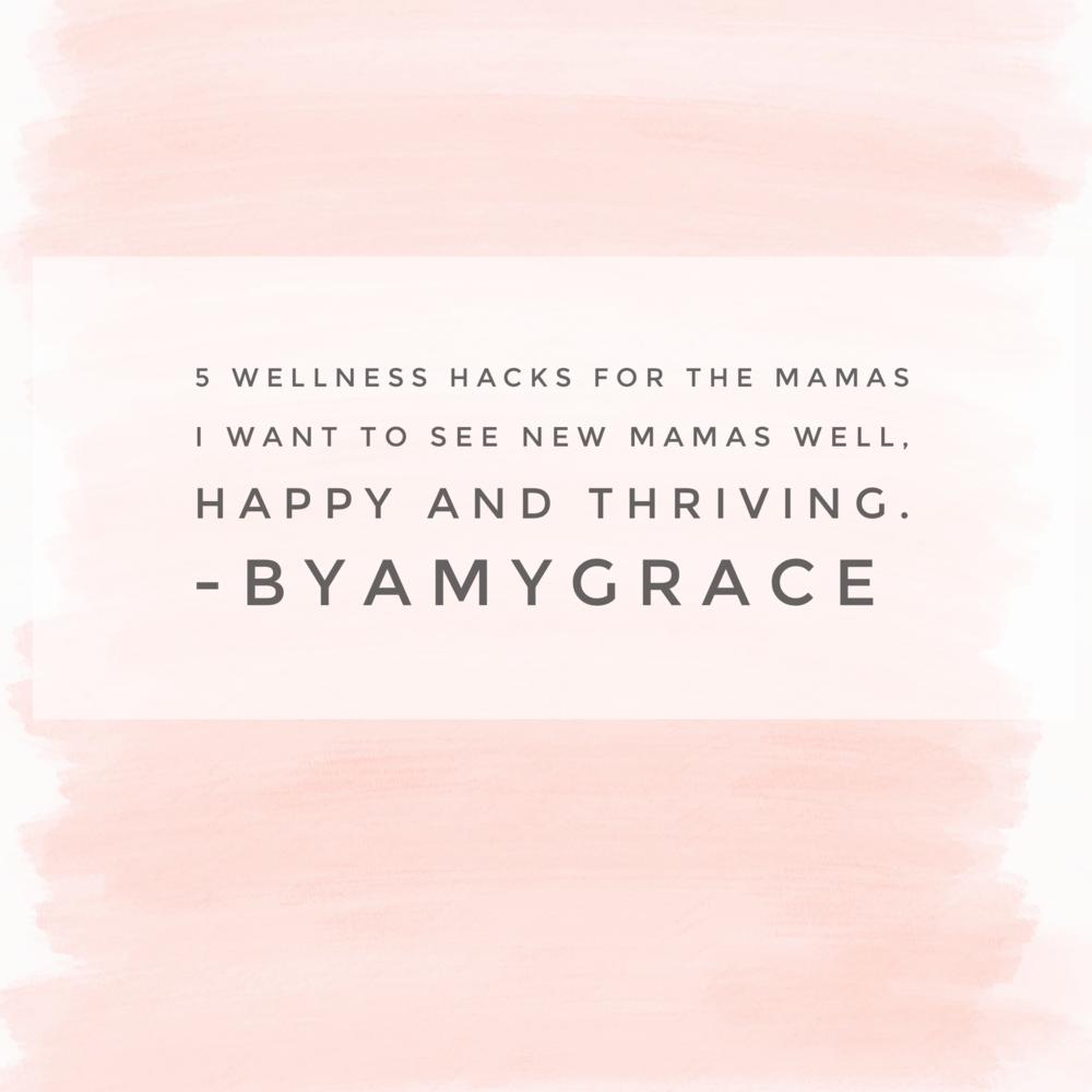 wellnesshacks.byamygrace