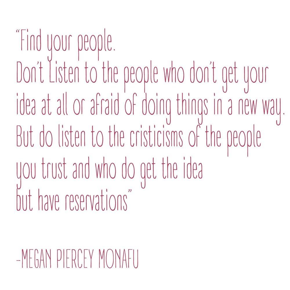 Megan.quote