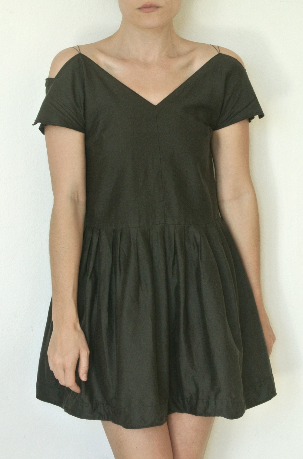 licorice dress
