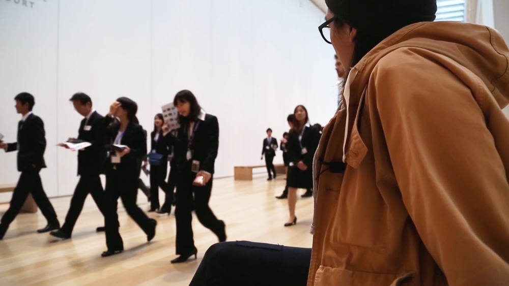 Up : the video < An Hour In 2013/10/15,10/17,10/23,10/25,10/27My Friend Hsinyen,Chen Chen and I in Chicago Art Museum One Hour Tour> in< HOUR HOUR > project