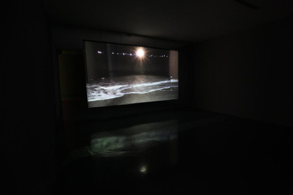 <日日>裝置現場  <Daily> Video Installation.