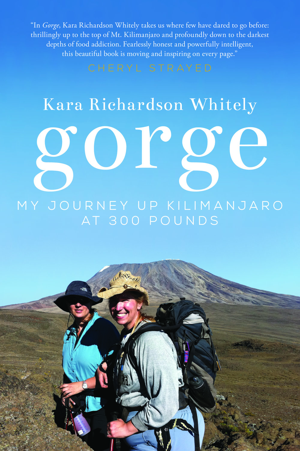 Buy Gorge: My Journey Up Kilimanjaro at 300 Pounds