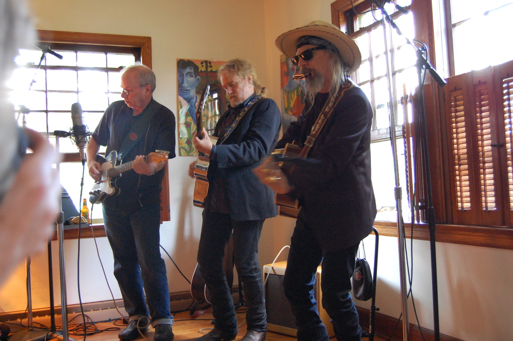 House Concert with Phil Lee and Tom Mason