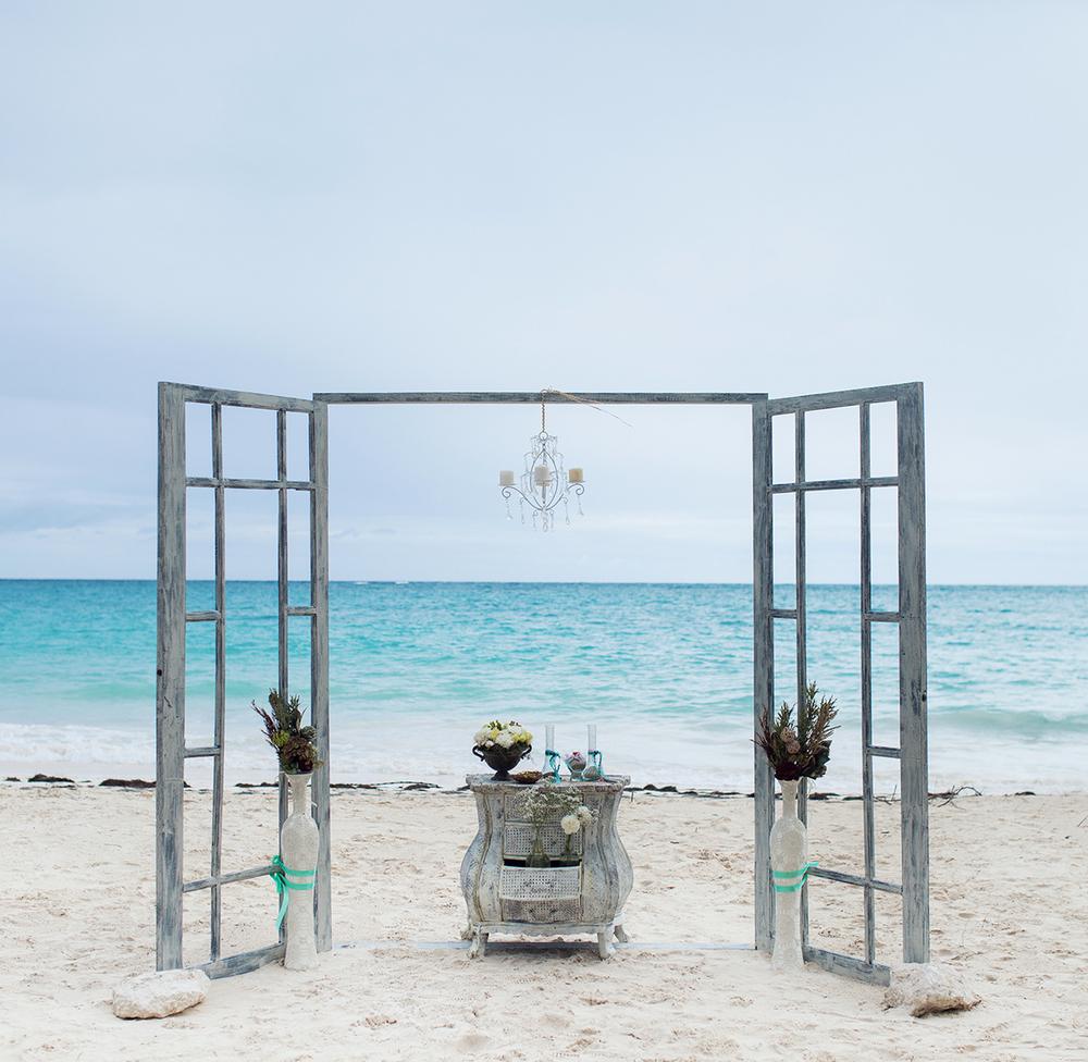 Modern Rustic Beach Wedding In Punta Cana Weddings DR