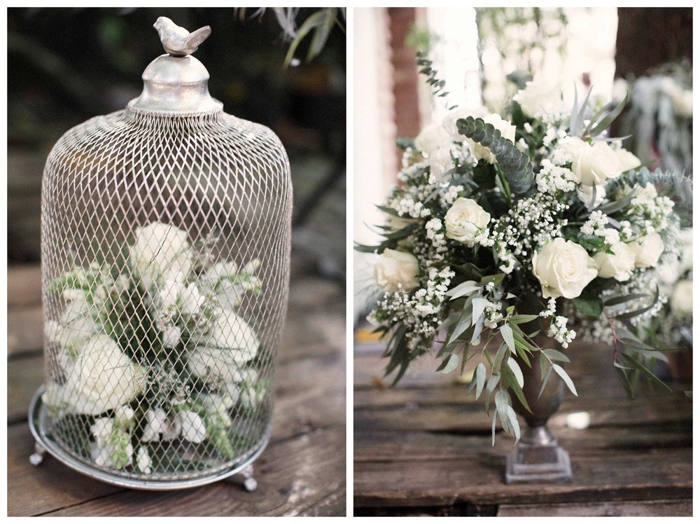 wedding decor chic rustic
