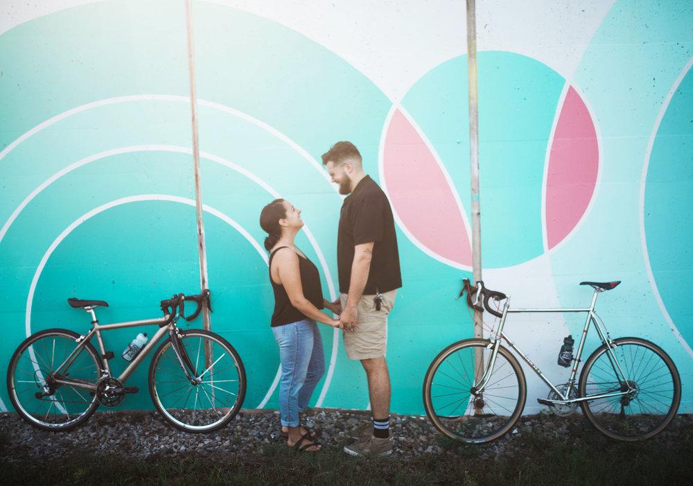 Now onto the bikes :)