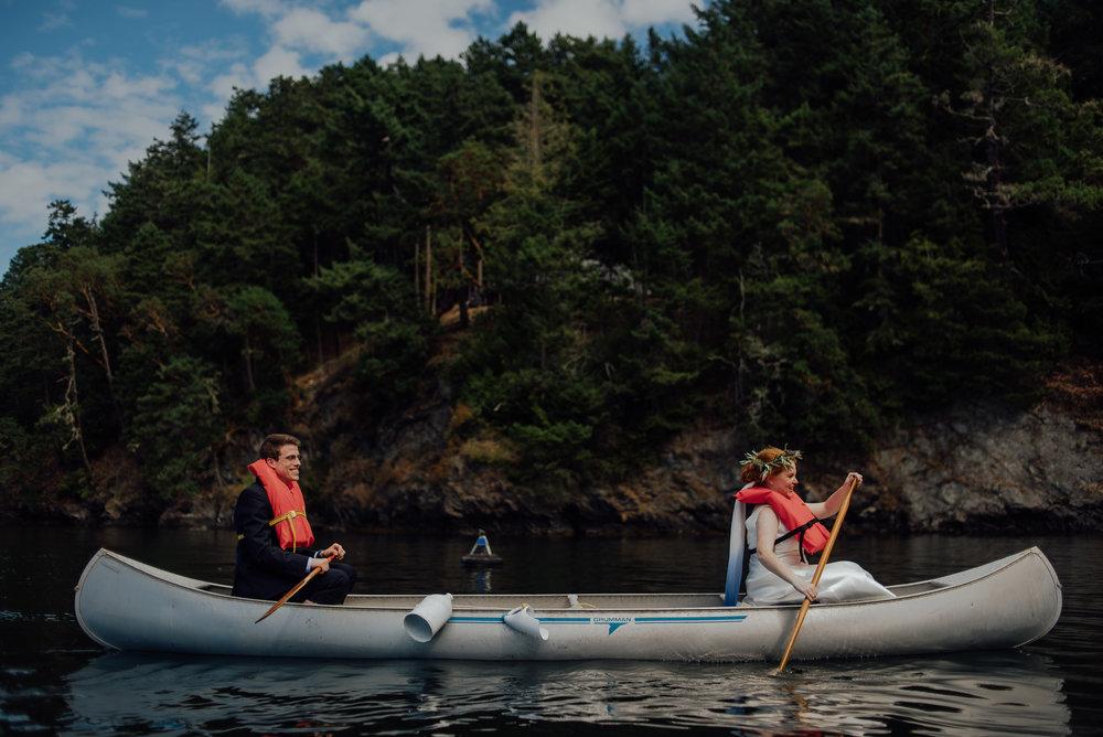 christina & josiah | shaw island wedding -