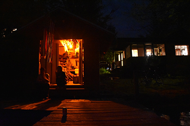atticus anonymous memorial day weekend night time feels lake cabin nature roscoe new york 2018.jpg