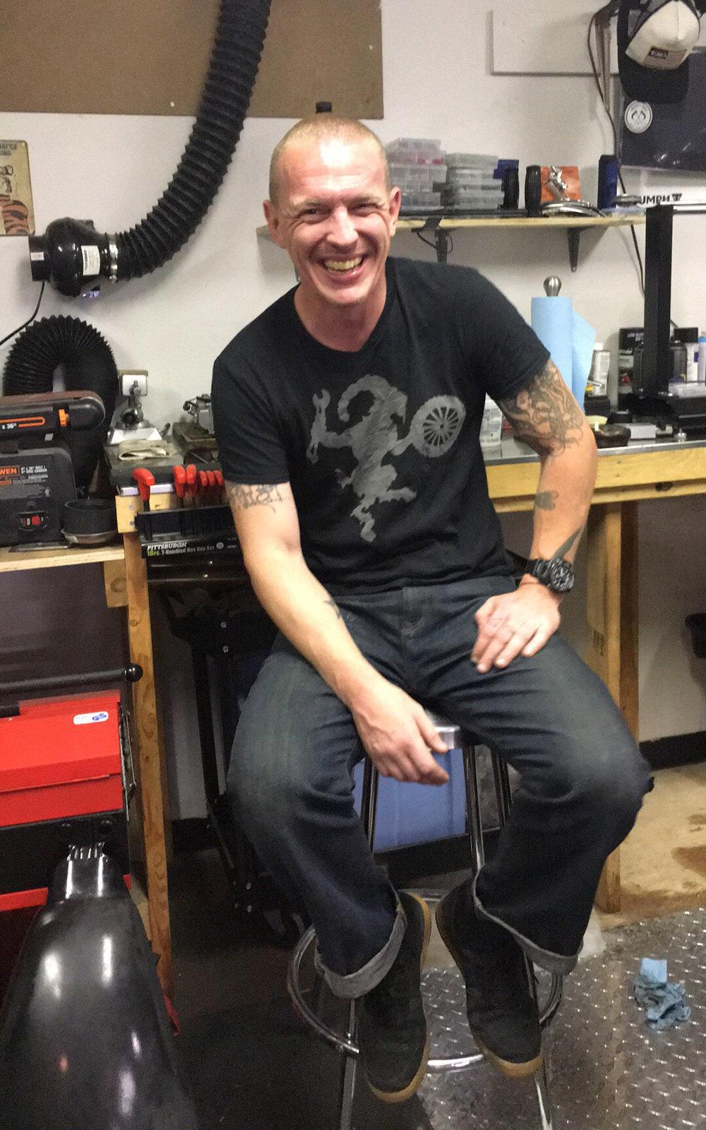 Dirty Billy Brooklyn NYC Garage Adam Gallagher Moto Community Garage Shop Custom Builder.jpg