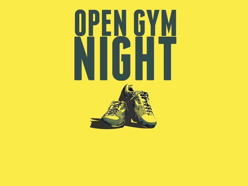 eventsandthemednights-Open Gym Night