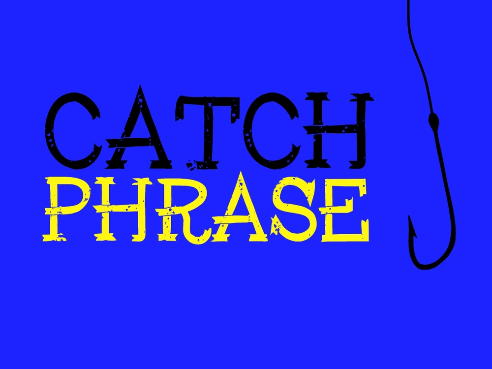 Groupgames Catch Phrase