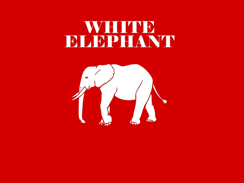 Mixers White Elephant