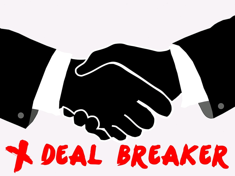 common deal breakers dating games