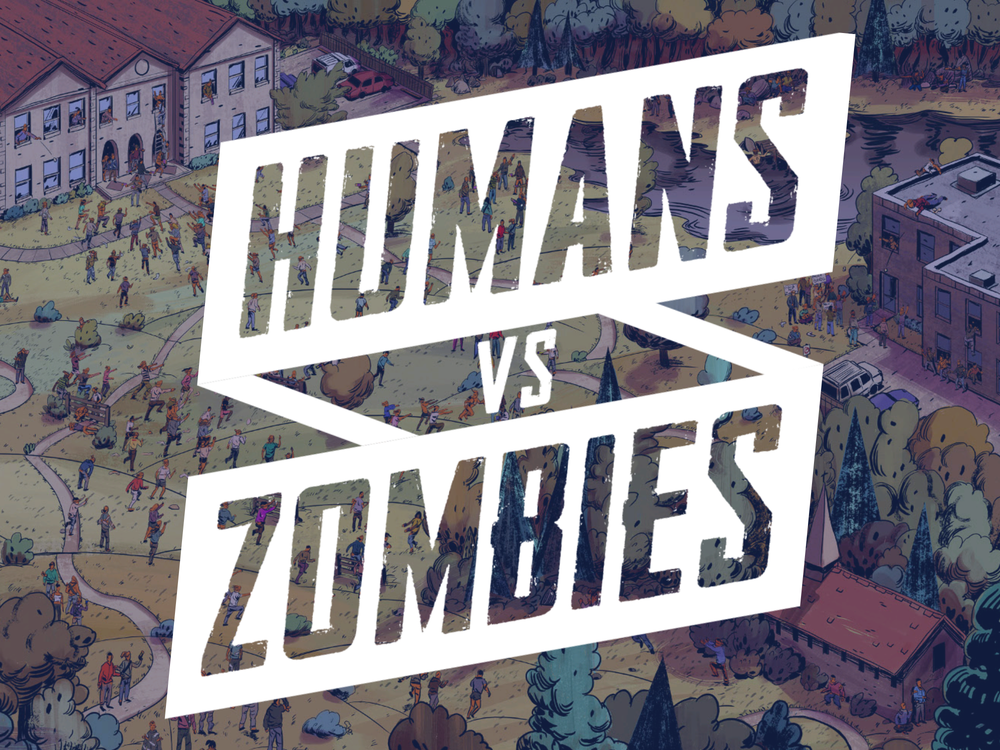 we got the idea for this event and most of the artwork from https://humansvszombies.org/