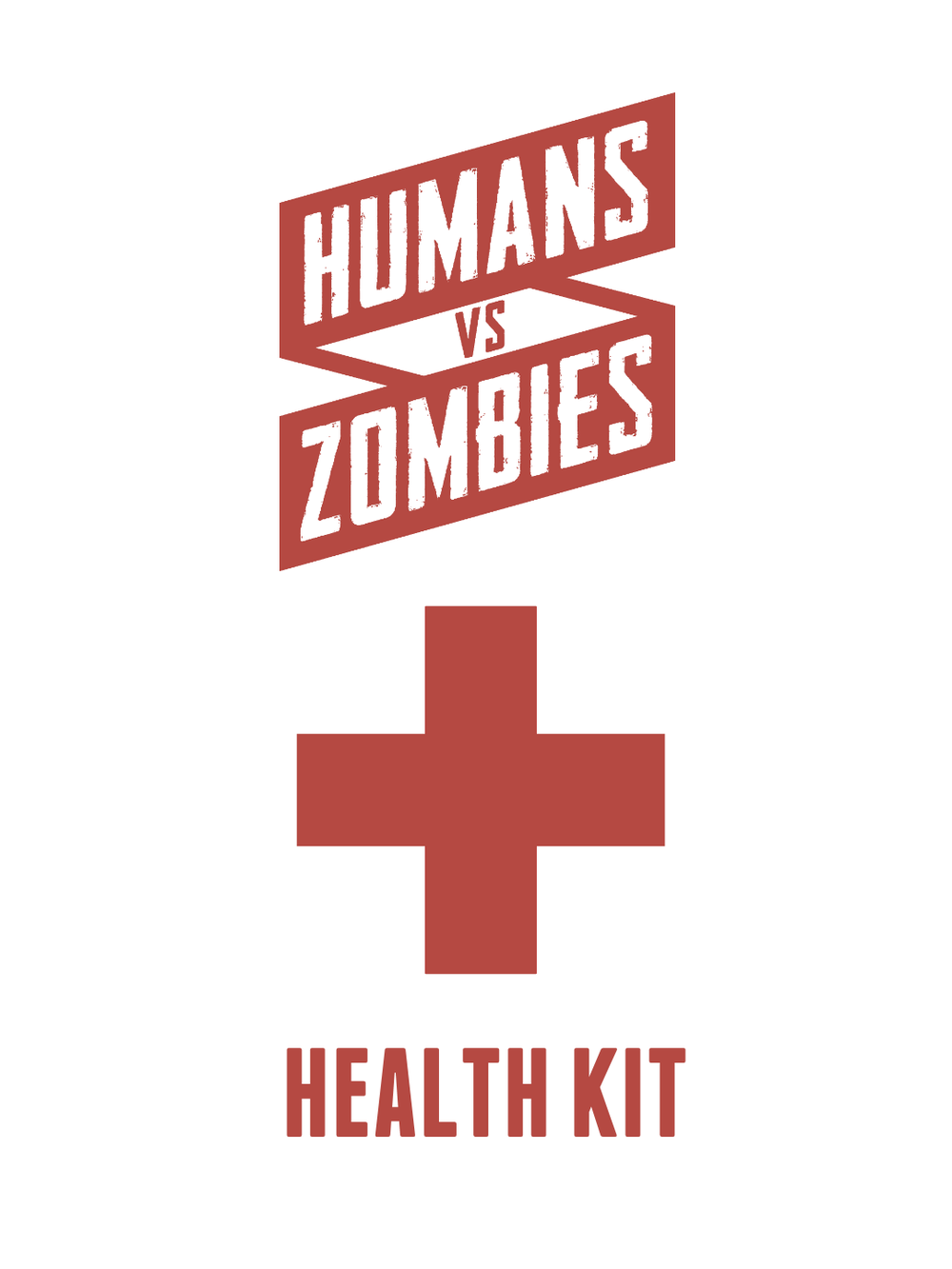 Humans vs Zombies Health Kit