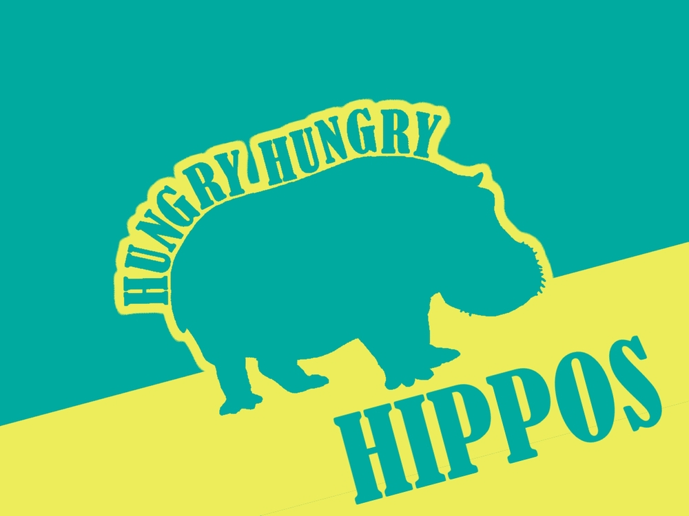 Groupgames Hungry Hungry Hippos
