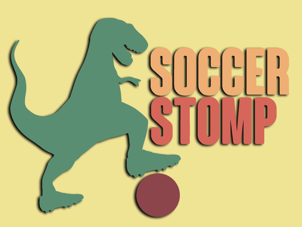 Soccer Stomp. Youth Group Collective