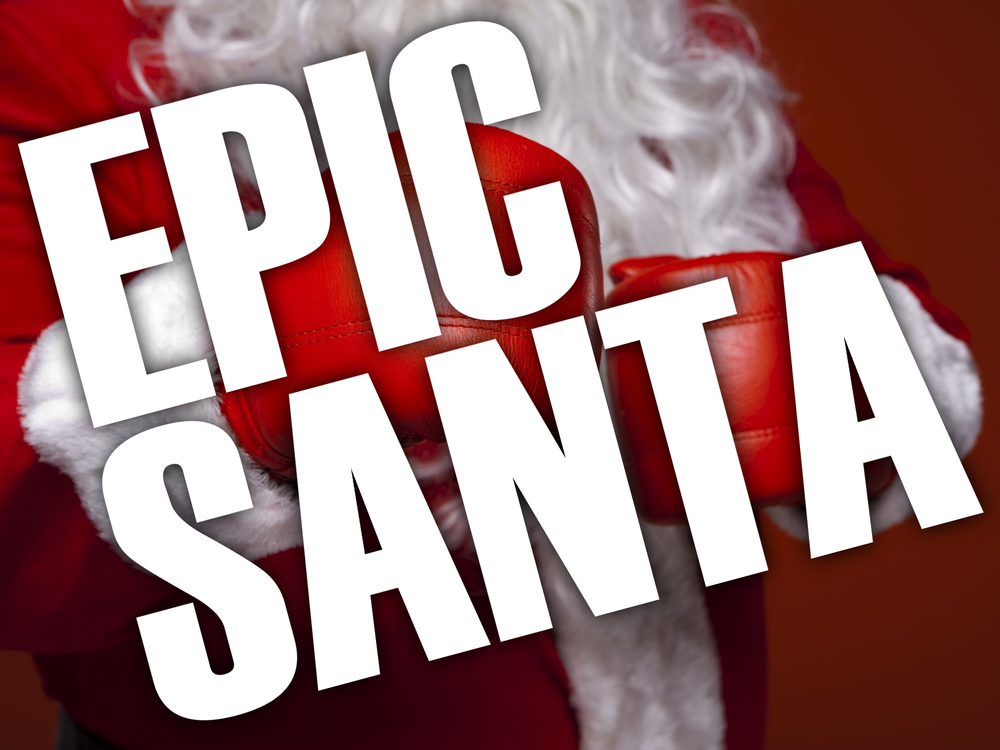 EPIC SANTA SD Youth Group Collective