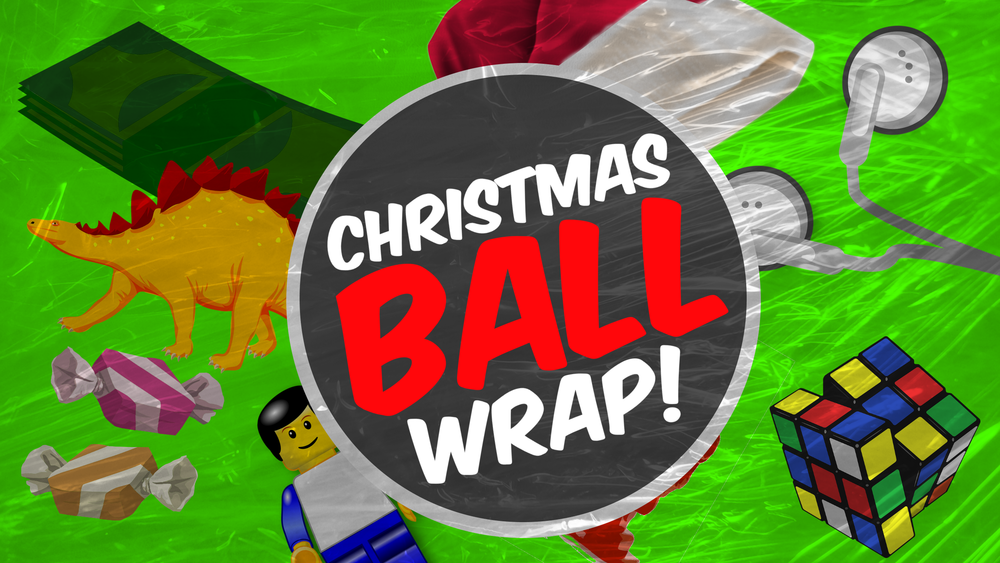 Christmas Ball Wrap HD Youth Group Collective