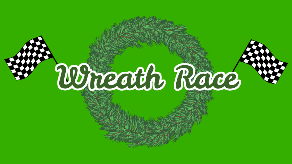 Wreath Race HD Youth Group Games