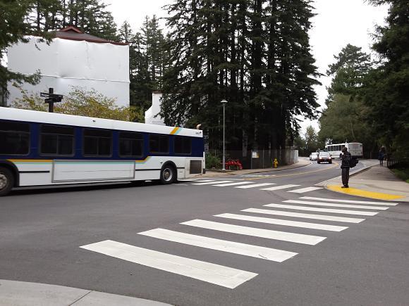 UCSC Campus Roads