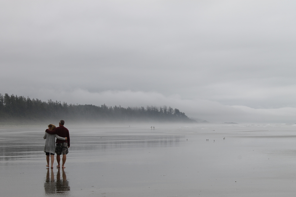 In love with this photo I shot of my parents.