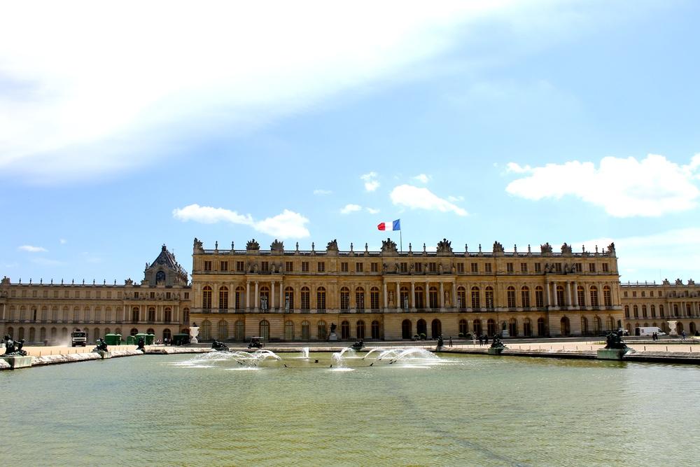 Palais de Versailles. It was so majestic!