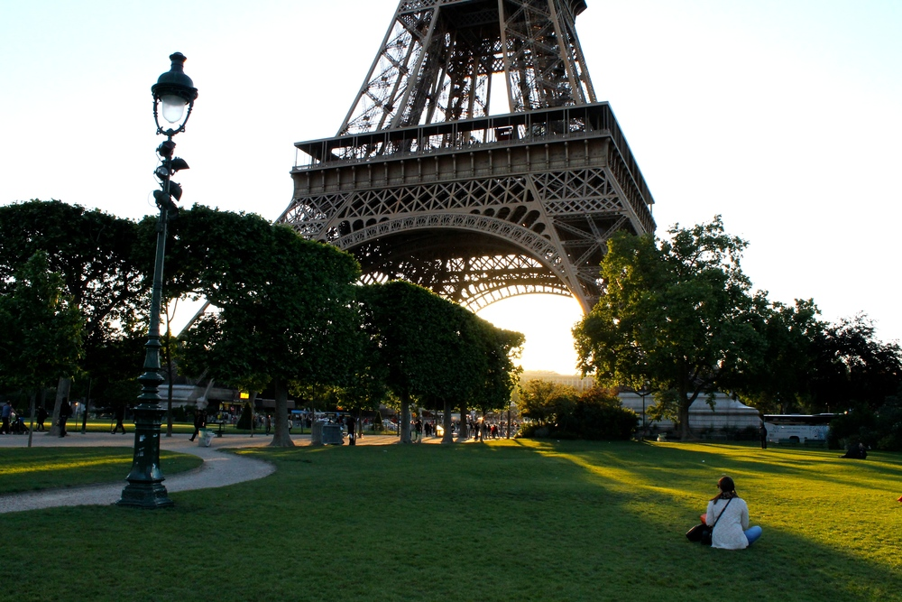 Goodbye Paris. You will always have my heart.