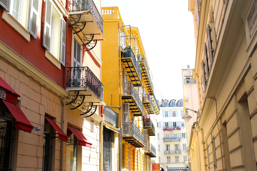 Nice reminded me a lot of New Orleans. I think they got a lot of inspiration from the South of France. The buildings were absolutely stunning.