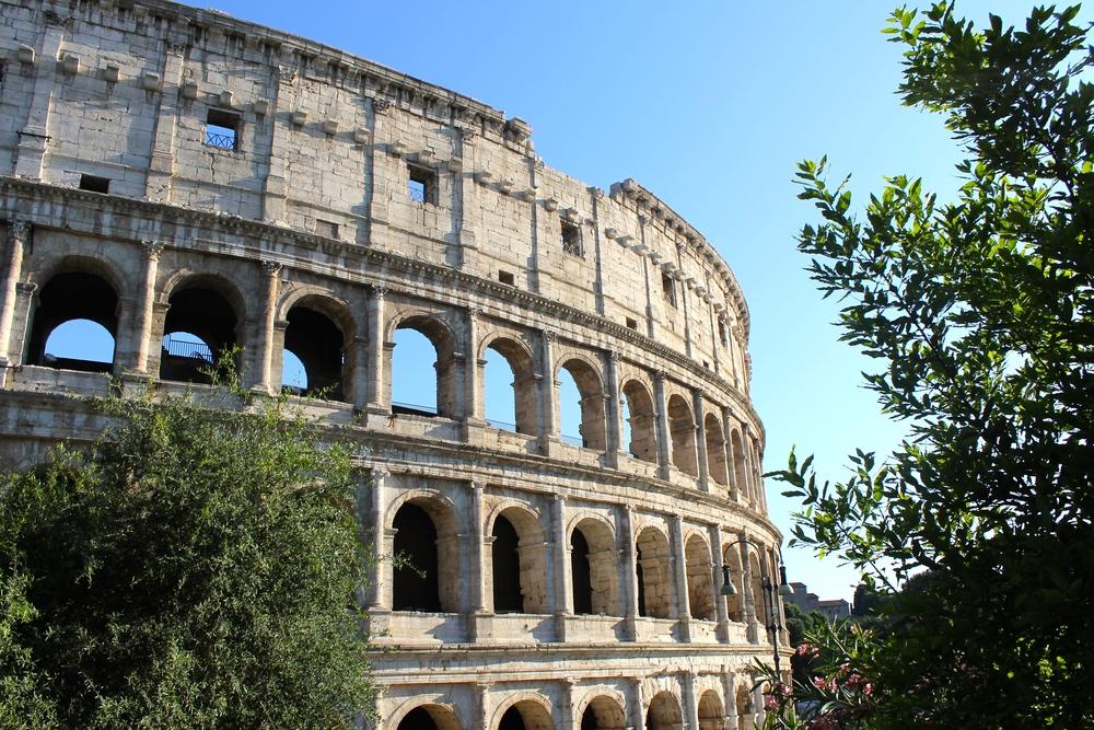 Colosseum!