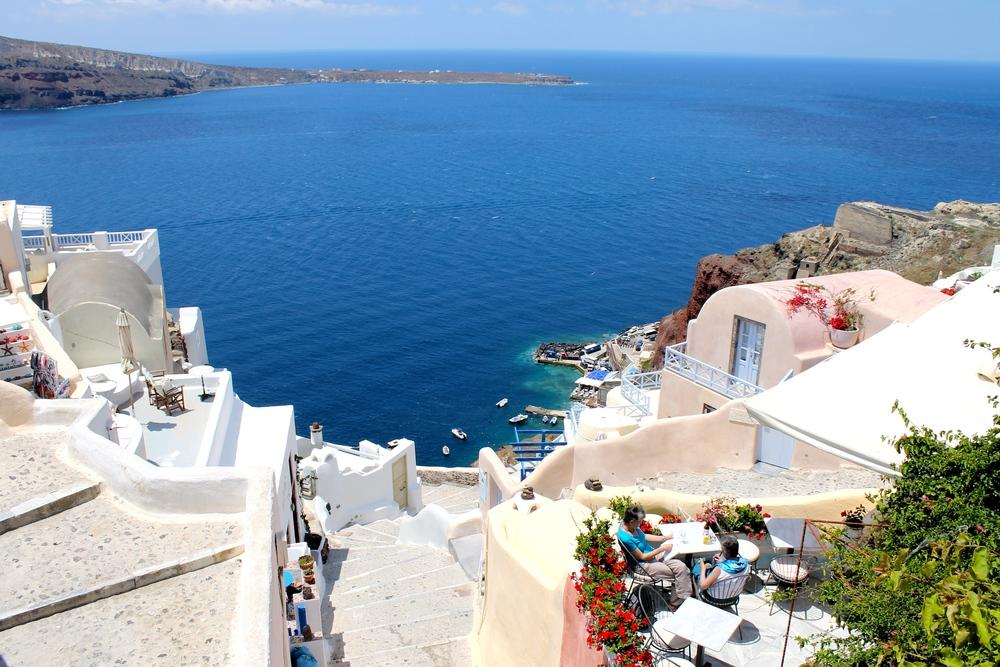 Bay of Ammoudi.