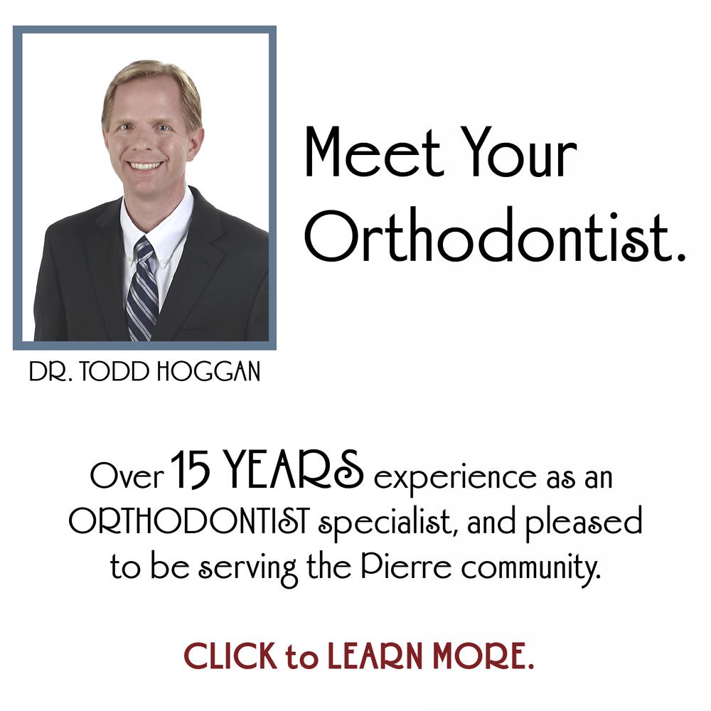 Meet Orthodontist Dr. Hoggan