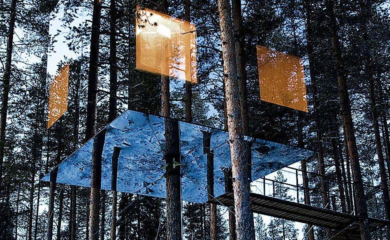 Detail Collective | Treehotel | Image Welcome Beyond