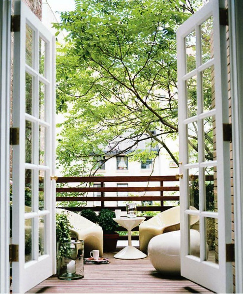 Detail Collective | Balcony | Image  Living etc