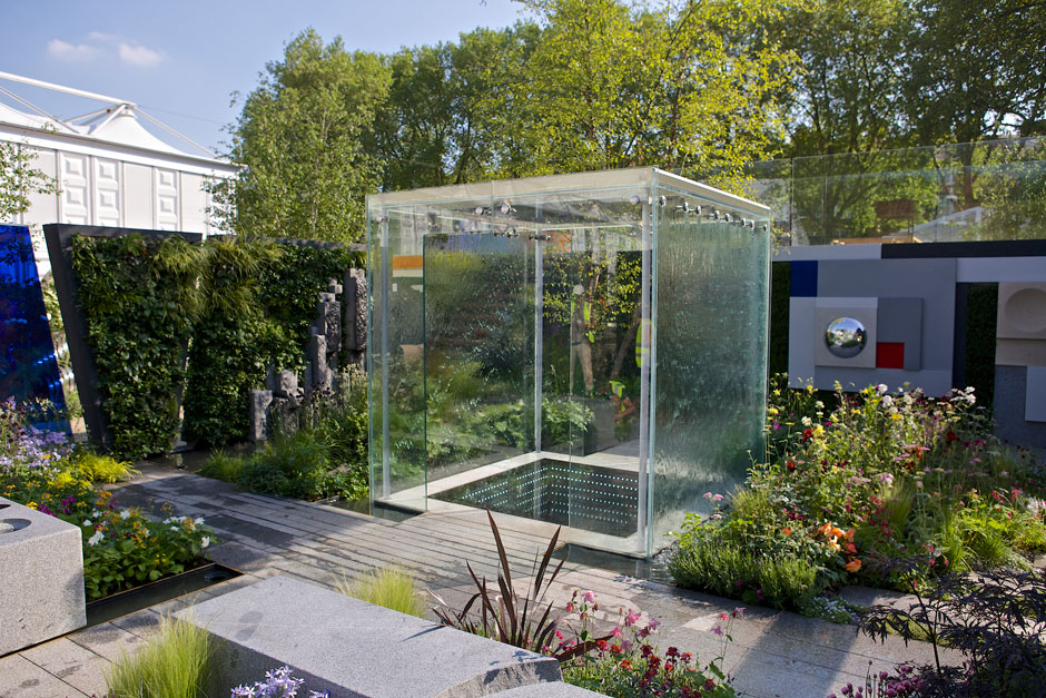 Detail Collective | Chelsea Flower Show 2014 | The Mind's Eye Garden designed by LBC Design  | Photo: RHS