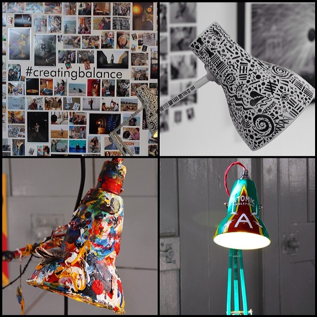 Detail Collective | Anglepoise | Image: Creating Balance Project
