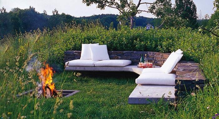 Detail Collective | Fire-pit Fantasy | Image:  Remodelista