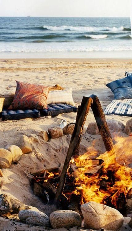 Detail Collective | Fire-pit Fantasy | Image:  Indulgy