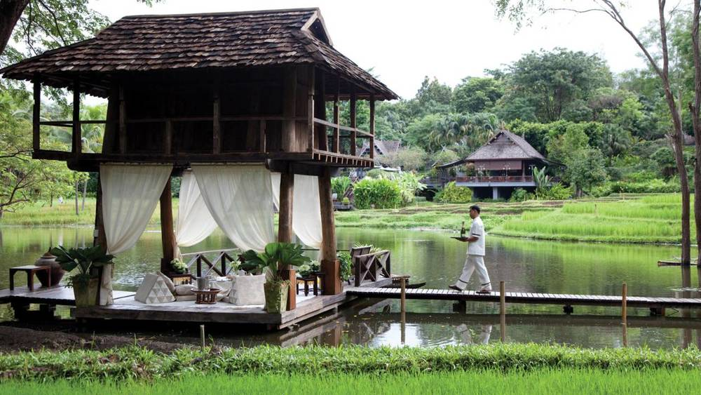 Detail Collective | Dreamy Spa Retreats Asia | Four Seasons Chiang Mai : Image: Four Seasons