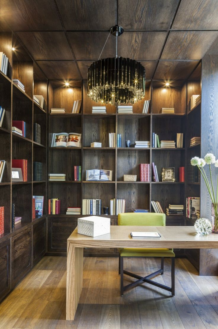 Detail Collective | Lifestyle - Bookcase Chic | Image: Contemporist