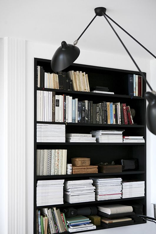 Detail Collective | Lifestyle - Bookcase Chic | Image: Tendener
