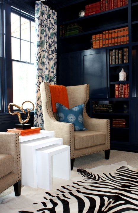 Detail Collective | Lifestyle - Bookcase Chic | Image:  Gilded Mint