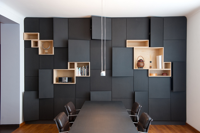 Detail Collective | Lifestyle - Bookcase Chic | Image: Filip Janssens