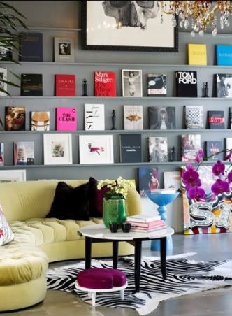 Detail Collective | Lifestyle - Bookcase Chic | Image:  Pal and Smith