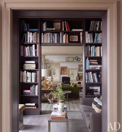 Detail Collective | Lifestyle - Bookcase Chic | Image:  A Perfect Gray