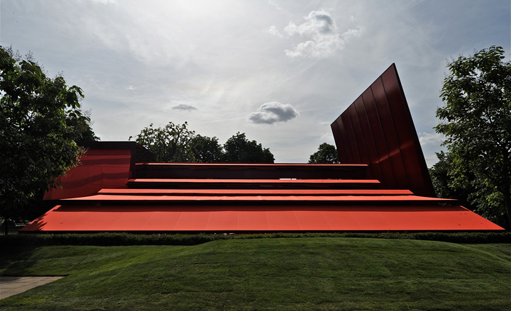Detail Collective | Outside Spaces | The Serpentine Pavilion 2010 | Image:  Wallpaper