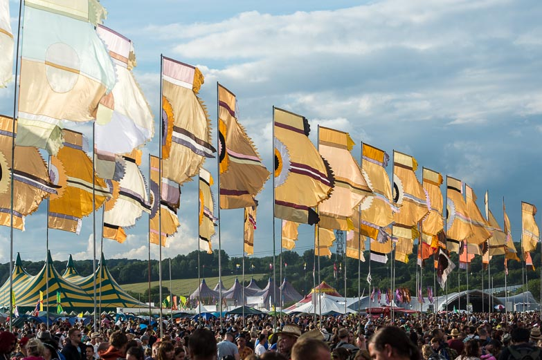 Detail Collective | Lifestyle | Glastonbury Festival 2014 | Image Michael Eavis: Glastonbury Festival