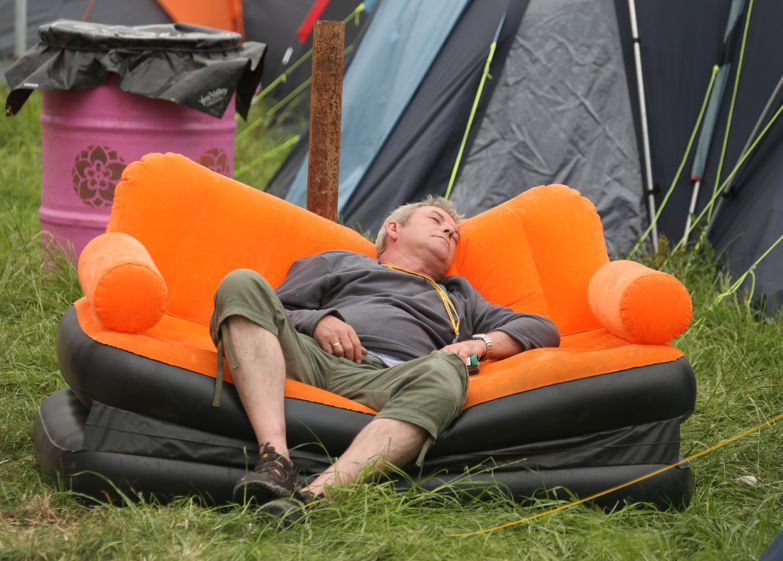 Detail Collective | Lifestyle | Glastonbury Festival 2014 | Image: Glastonbury Festival
