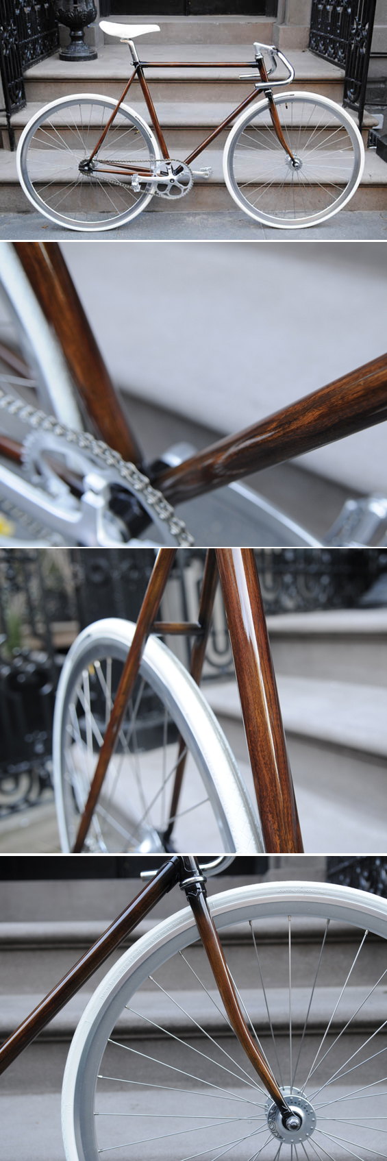 Detail Collective | Lifestyle | Cycle Chic & Bike Cool | Image: Pinterest via Jamala Johns