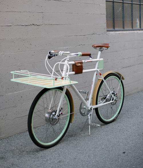 Detail Collective | Lifestyle | Cycle Chic & Bike Cool | Image: Design Milk